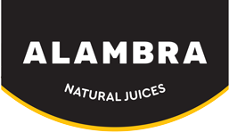 Alambra Juices Logo